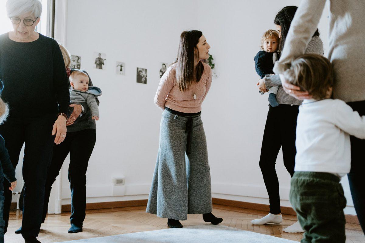 Quali sono le reazioni dei bambini alla musica?