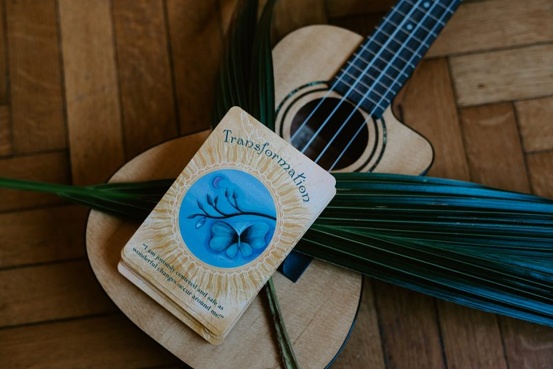 Little Green ukulele 1